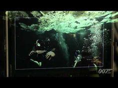 James Bond's Skyfall Movie Previews Some Epic Underwater Scenes