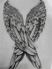 Image result for realistic angel wings