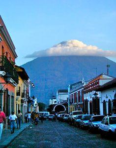Antigua, guatamala- it truly feels ancient
