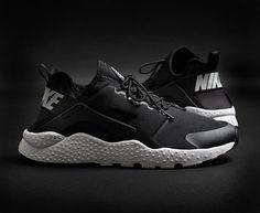 Nike Air Huarache Ultra: Black