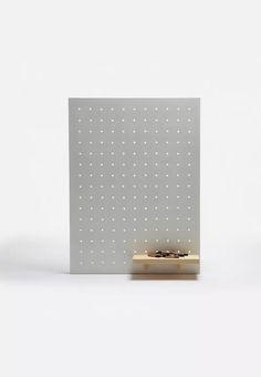Large White Peg Board B&K Design and Decor Storage | Superbalist.com