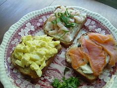 wikiHow to Make Norwegian Open Faced Sandwiches -- via wikiHow.com