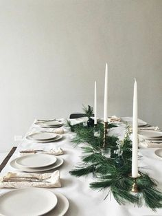Diy Christmas Table Settings Inspiration New Ideas