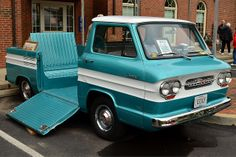 1961 Chevy Corvair 95 pickup - LGMSports.com
