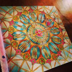 Instagram media asthomai - #thetimechambercoloringbook #thetimechamber…