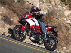 2014 Ducati Multistrada S Pikes Peak Review