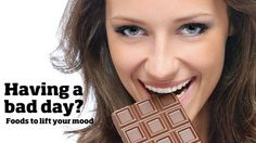 #Darkchocolate contains a chemical compound called serotonin, which is capable of increasing production of endorphins.