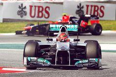Michael Schumacher,Spanish GP
