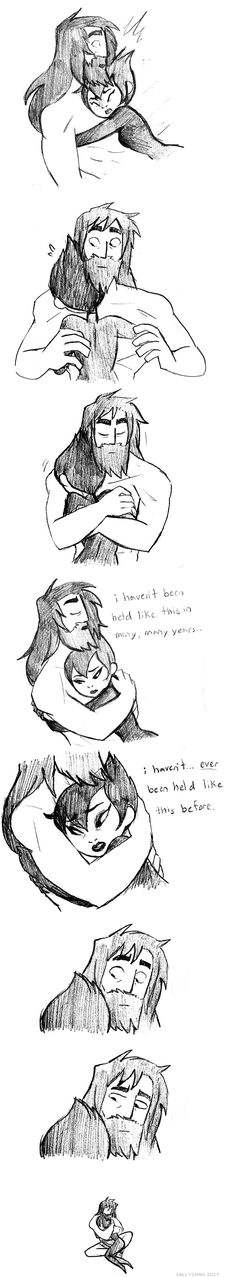 Hugs are special thing
