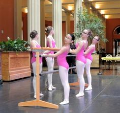Ballet Tuesdays @ Landmark - Family Fun Twin Cities