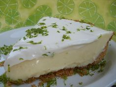Emerils Key Lime Pie Recipe - Baking.Food.com - 75255