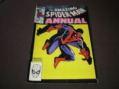 Amazing Spider-man Annual 17, (1963 1st series), 1983, Marvel Comics B01 by HeroesRealm on Etsy