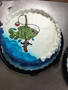 Golf Cake DQ Dairy Queen Ice Cream Cake The Cake Lady