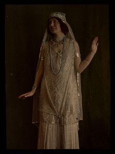 Autochromes from the George Eastman House Collection.  Color photos from the early 20th Century.  So, so awesome.