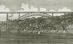 Ponte de D. Maria Pia – Wikipédia, a enciclopédia livre