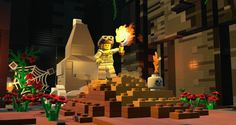 LEGO Worlds - Unlock Codes and Good World Codes (Cheats)