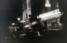 Frith Street, Soho, 1955