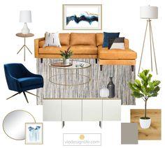 My Modern Living Room Small Condo Living, Condo Living Room, Living Room Modern, Home And Living, Cosy Bedroom, Diy Bedroom Decor, Home Decor, Bohostyle, Interiores Design
