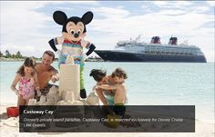 Castaway Cay Travel Deals - Wizhunt Locals Disney Cruise to Castaway Cay is a premier travel destination for your family. Find out about our amazing travel deals today!  We have amazing low prices for the Disney Cruise to Castaway Cay.   Don't Wait, Just WizIT!!!!  Simple Steps: 1. Use the WizIT Button 2. Call the Number That Appears On the Screen Under the Picture 3. Save on Disney Cruise to Castaway Cay Yes, it is really that simple!