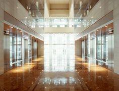 三菱電機 エレベーター・エスカレーター:納入事例 Elevator Lobby, Stairs, Room, Home Decor, Bedroom, Stairway, Decoration Home, Room Decor, Staircases