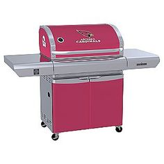pink grill ... Oooohhhh yeah I want one. It'S ABOUT TIME THEY MADE THIS