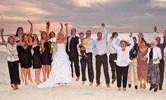 organize wedding photos