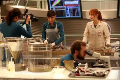STILLS: 11x14 The Last Shot at a Second Chance | Bones Fansite | Everything Happens Eventually
