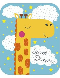 "Carte d'Art ""Sweet Dreams"""