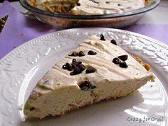 WW friend PB Pie I don't do WW, but it looks delish!