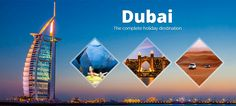 #Dubai Has a Lot to Offer to Its Tourists. #Tourists Sunbathe on the Planet's…