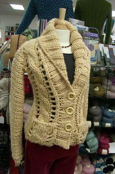 Rockefeller Sweater