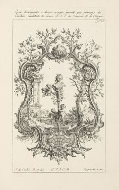 """Gail S. Davidson, """"Ornament of Bizarre Imagination,"""" in Sarah Coffin et. al, Rococo, The Continuing Curve 1730-2008 (New York:  Smithsonian Cooper-Hewitt, National Design Museum, 2008), p. 65, fig. 34."""