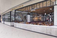 Michaelis Boyd Associates — Tom's Kitchen, Istanbul