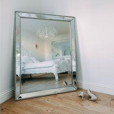 Ischia Cushioned Venetian Mirror - La Maison Chic