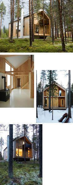 Gunnar's House Huus Og Heim Arkitektur.