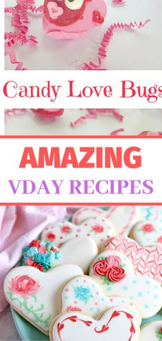 How to Make Candy Love Bugs and other Vday crafts. Vday Crafts for Kids/Vday Crafts for Toddlers #VdayRecipes #Vdaycrafts #CandyLoveBugs #AmazingVdayRecipes #ValentinesDayRecipes #HowToMakeCandyLoveBugs #ValentineDayIdeas