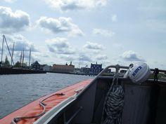 Het uitzicht vanaf de prachtige boot!!, door: Johannes van der Poel