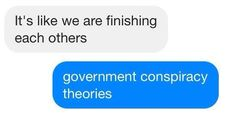 'Shane conspiracy theories