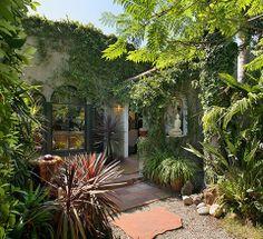 Minimalist Small Tropical Garden Design, Not necessarily ...