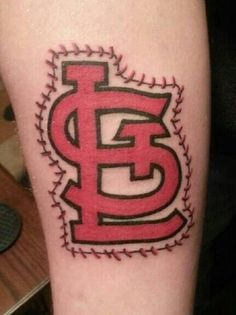 One of the few acceptable STL tattoos in my opinion!