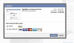 Prospective Facebook changes to ensure posts are seen