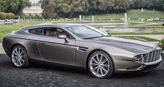 Zagato Aston-Martin Virage Shooting Brake