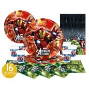 Avengers Heroes Basic Party Kit 16 Guests
