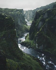 Mountainous regions. Endless rivers and streams. Surrounded by greenery. Feeling free.