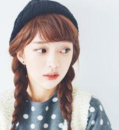 ★Ulzzang hair and makeup