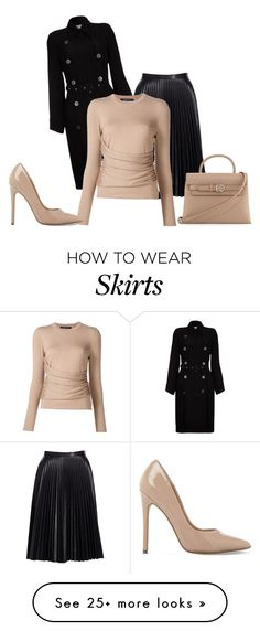 """""""212"""" by vicinogiovanna on Polyvore featuring Cusp by Neiman Marcus, Ghost, Derek Lam, Steve Madden, Alexander Wang and chic"""