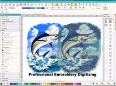 Embroidery Digitizing, Short Term Memory, Business Logo Design, Professional Logo, Free Pictures, World Of Fashion, One Pic, Machine Embroidery, Activities