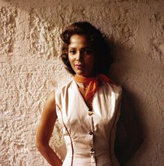 Dorothy Dandridge, 1957, Island In The Photograph  - Dorothy Dandridge, 1957, Island In The Fine Art Print