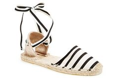 Soludos Classic Espadrille Sandal, 54.95, available at Nordstrom.  http://www.refinery29.com/summer-shoes#slide17