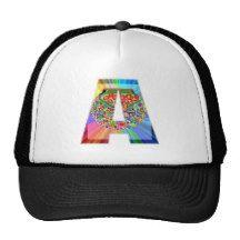 Visual : A1 AAA Finest Grade Performance Trucker Hat